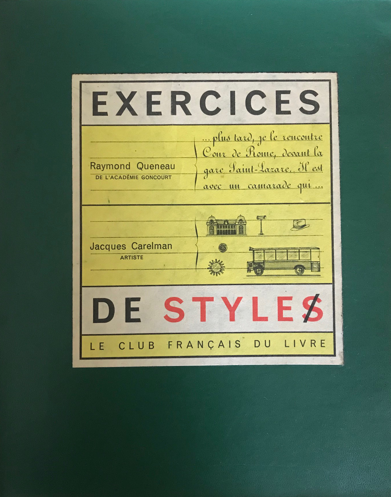 Fichier Queneau Exercices De Style Massin1 Png Wikipedia