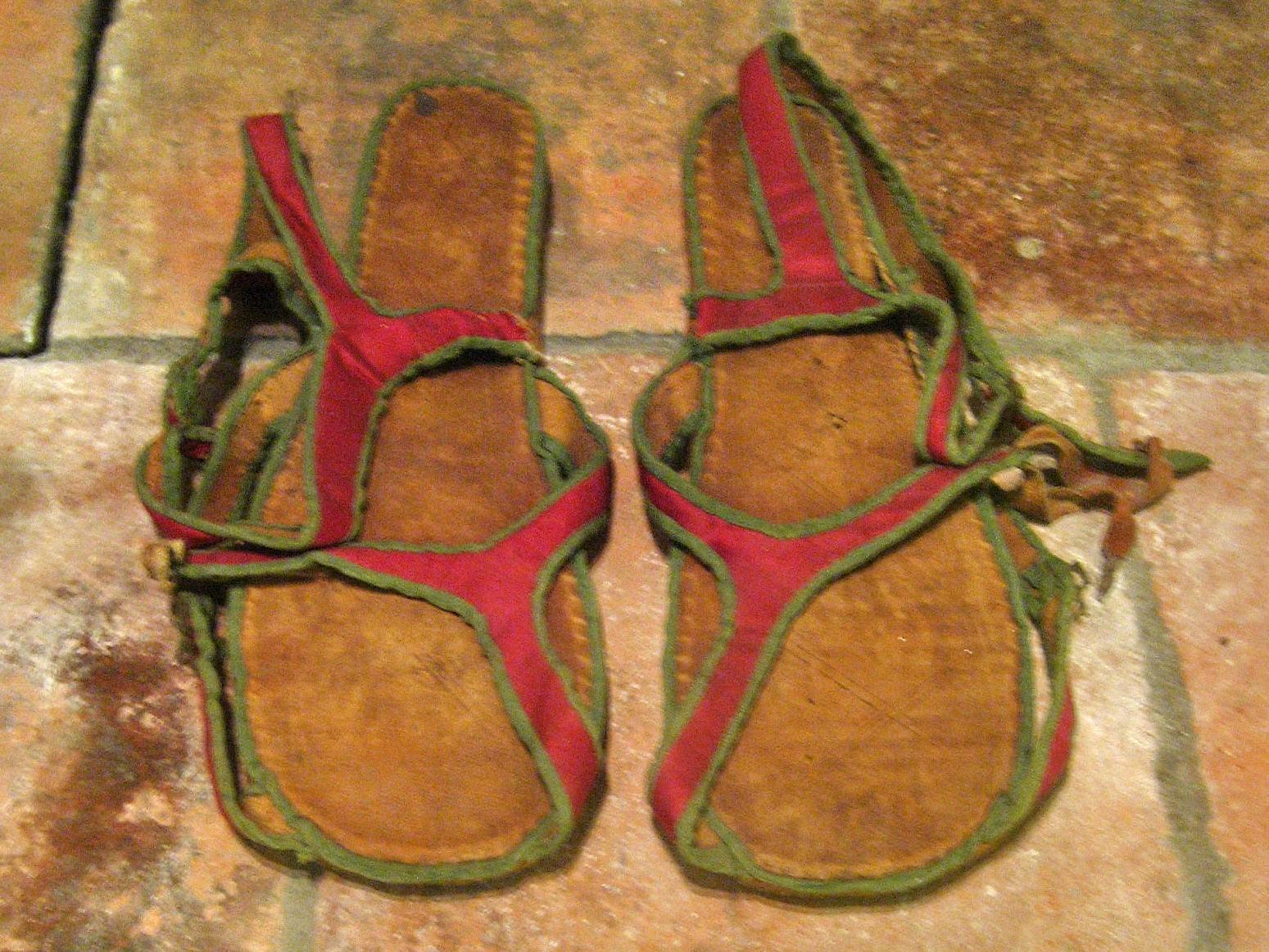 e88dd3306caf Episcopal sandals - Wikipedia