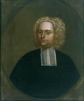 Portrait believed to be of John Williams, c. 1707