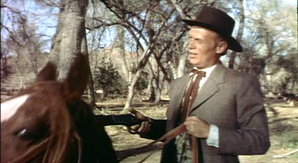Richard Widmark kovboy filmleri
