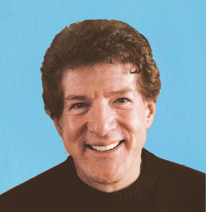 Portrait of Robert Fritz