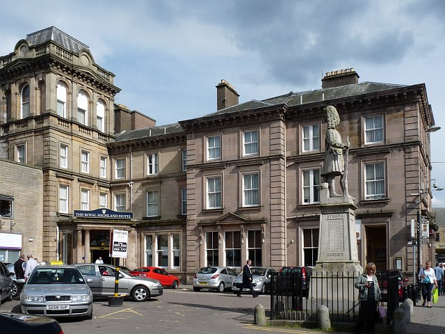 Hotels In Inverness With Swimming Pool
