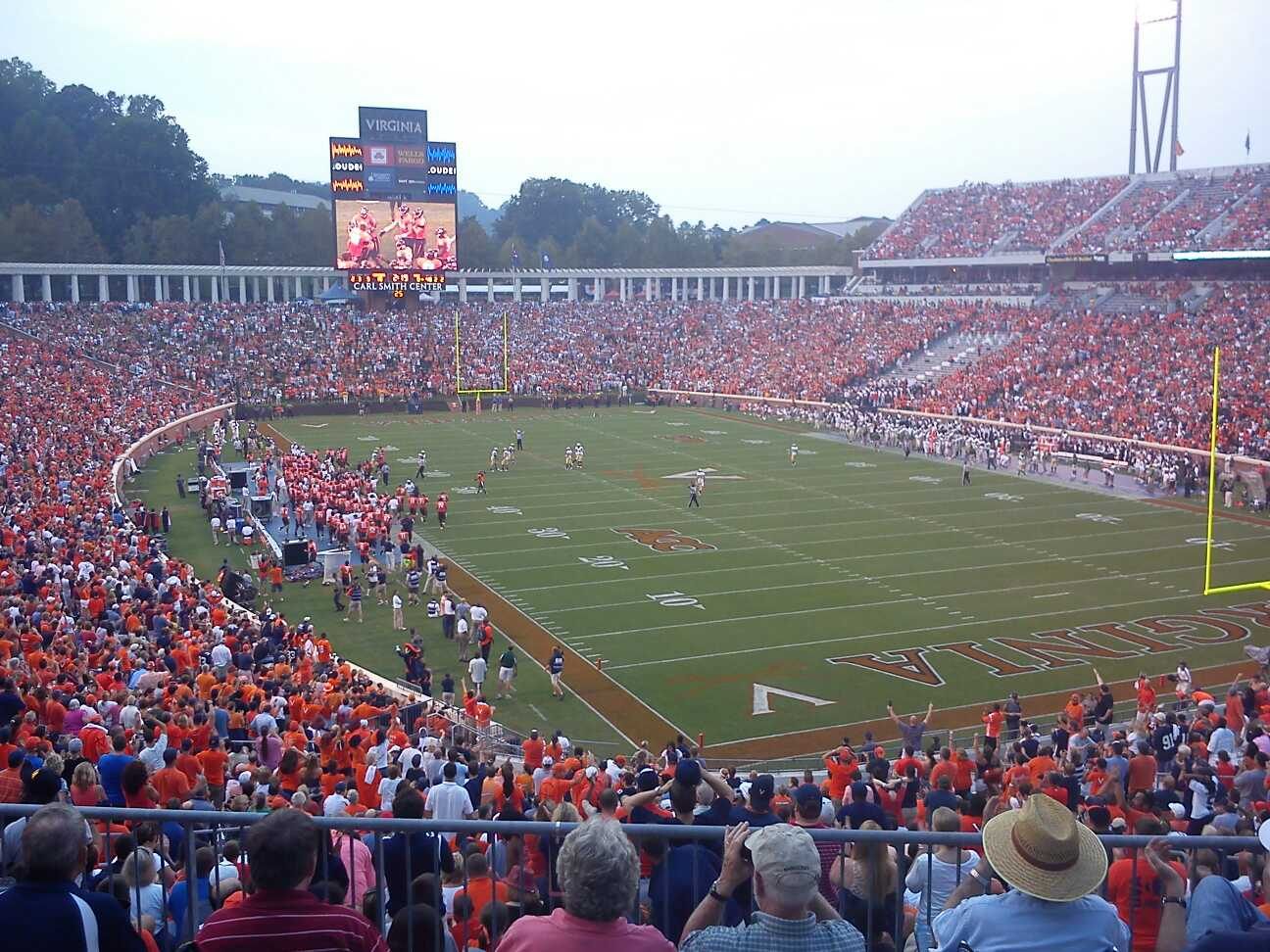 Scott Stadium - Wikipedia