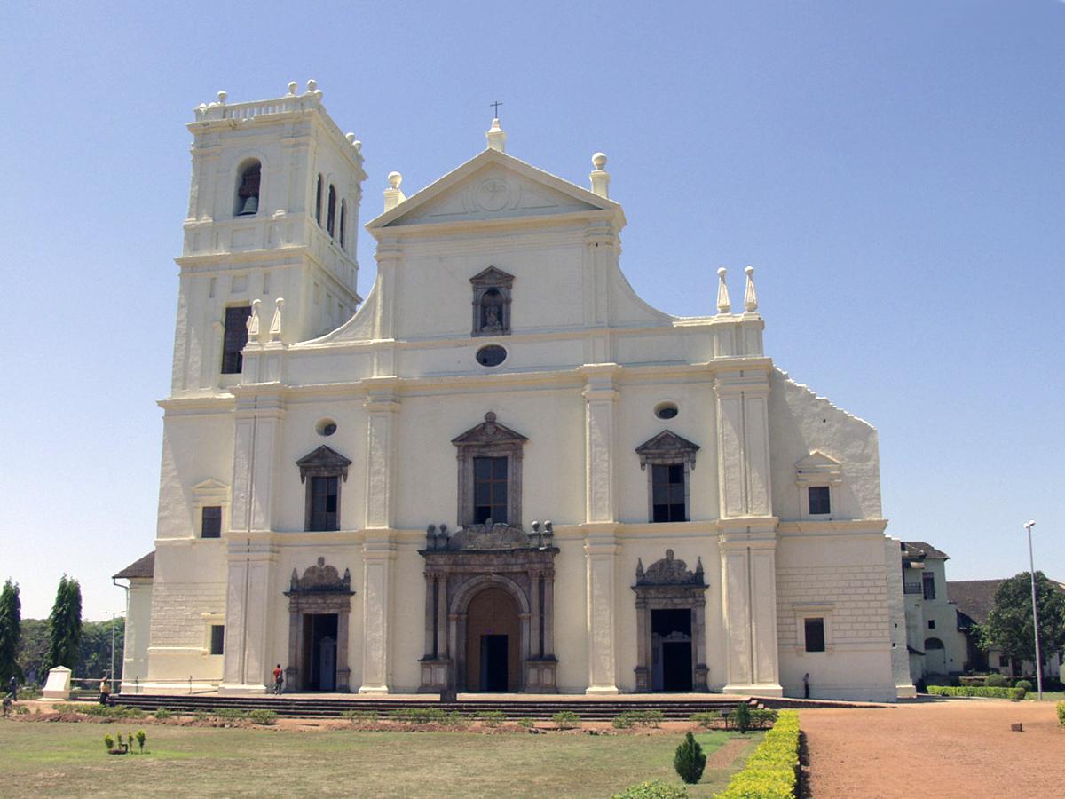 Churches Goa Wikipedia Oldest Churches in Goa