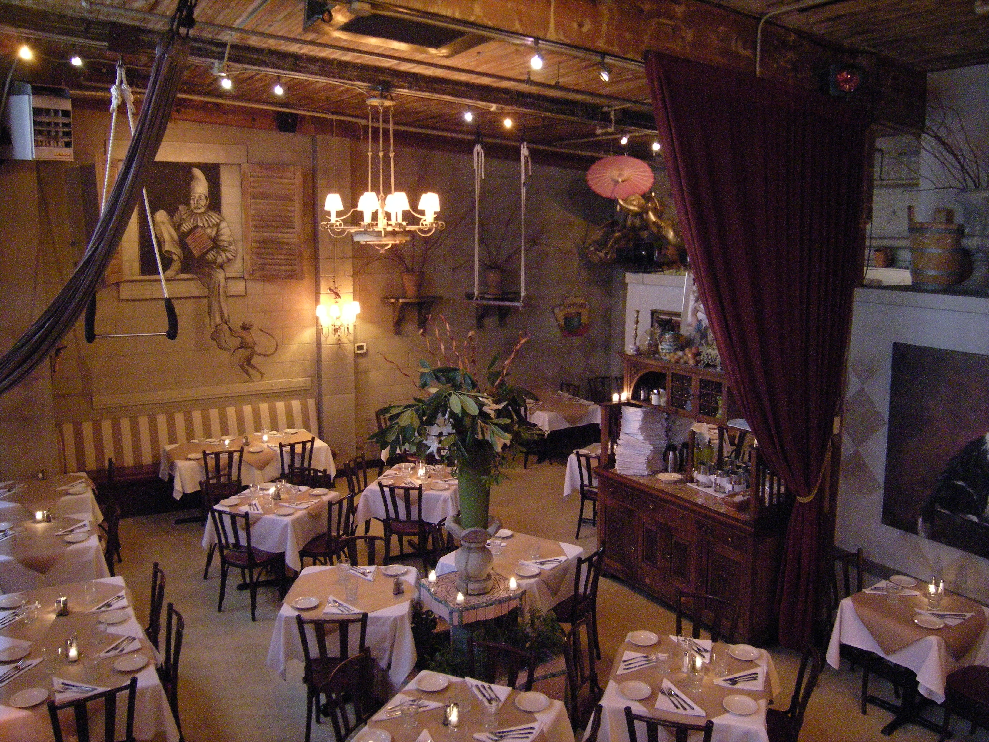 Restaurants With Private Rooms Savannah Ga