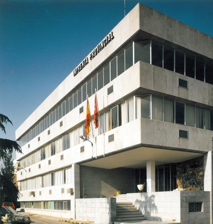Bolet n oficial de la comunidad de madrid wikipedia la for Sede de la presidencia de la comunidad de madrid