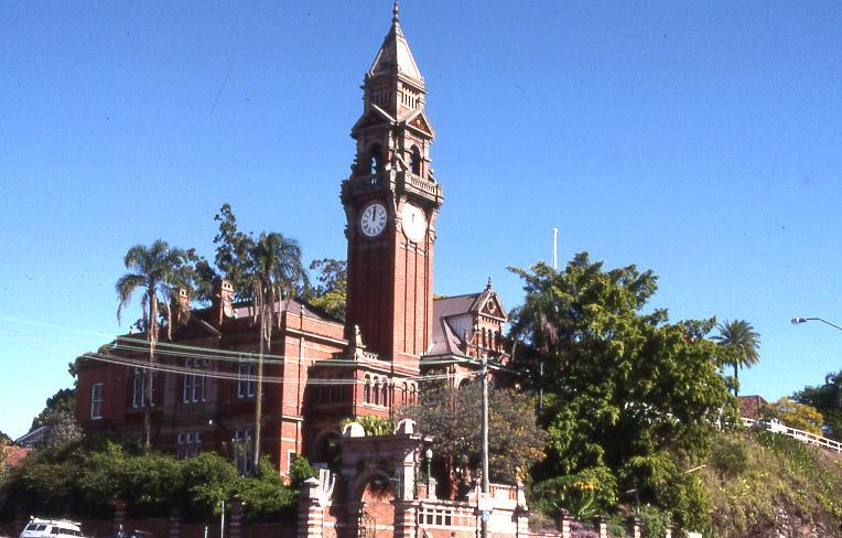 South Brisbane Town Hall - Wikipedia