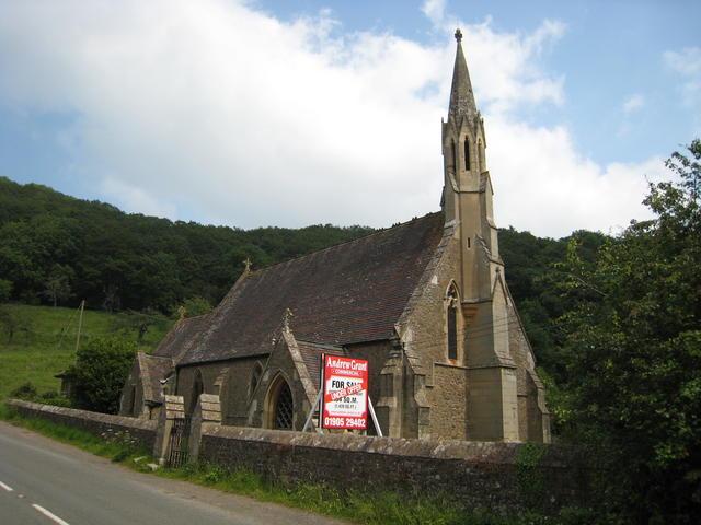 St Mary's, Knightwick - geograph.org.uk - 556776
