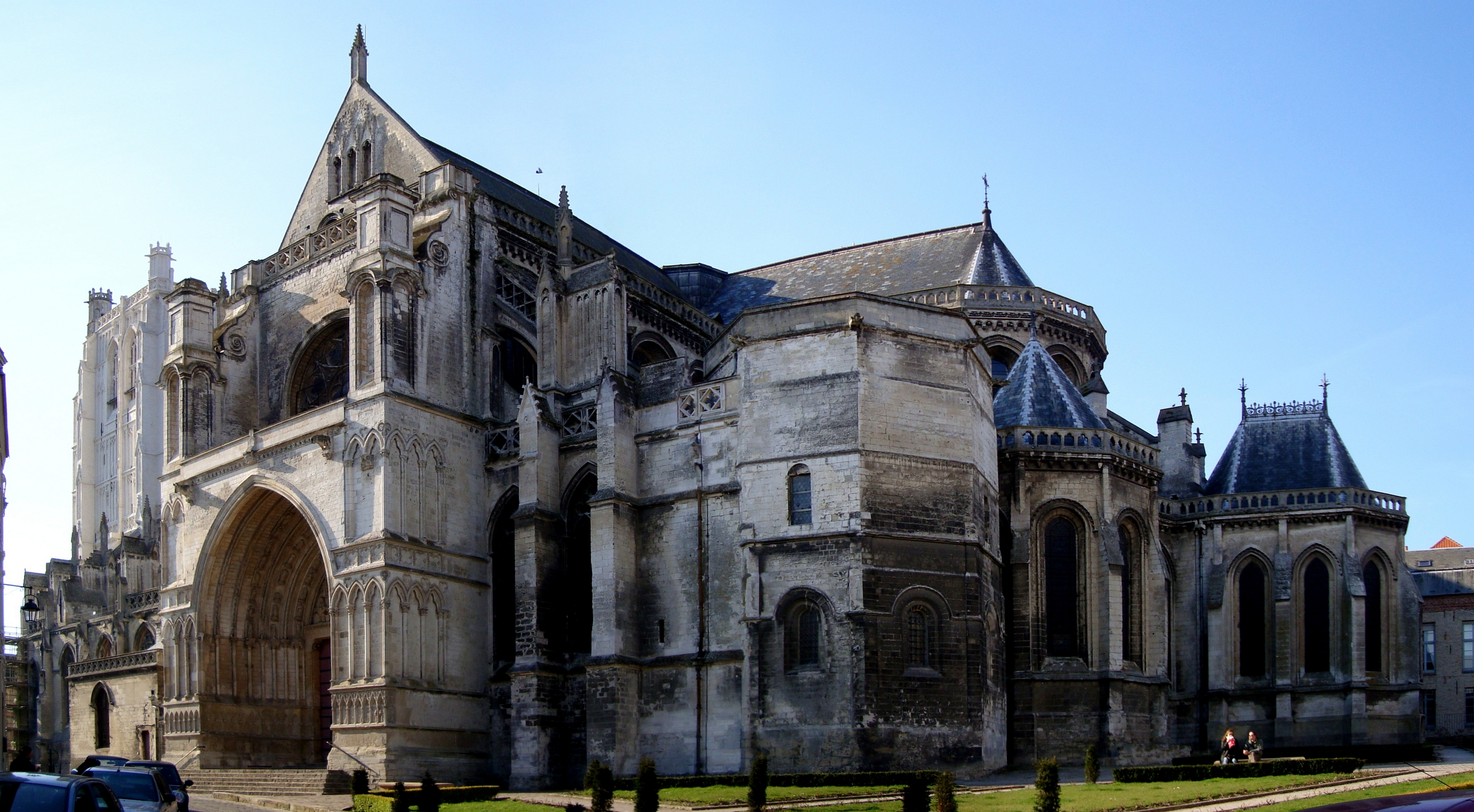 File st omer cathedrale wikimedia commons - Bricoman st omer ...