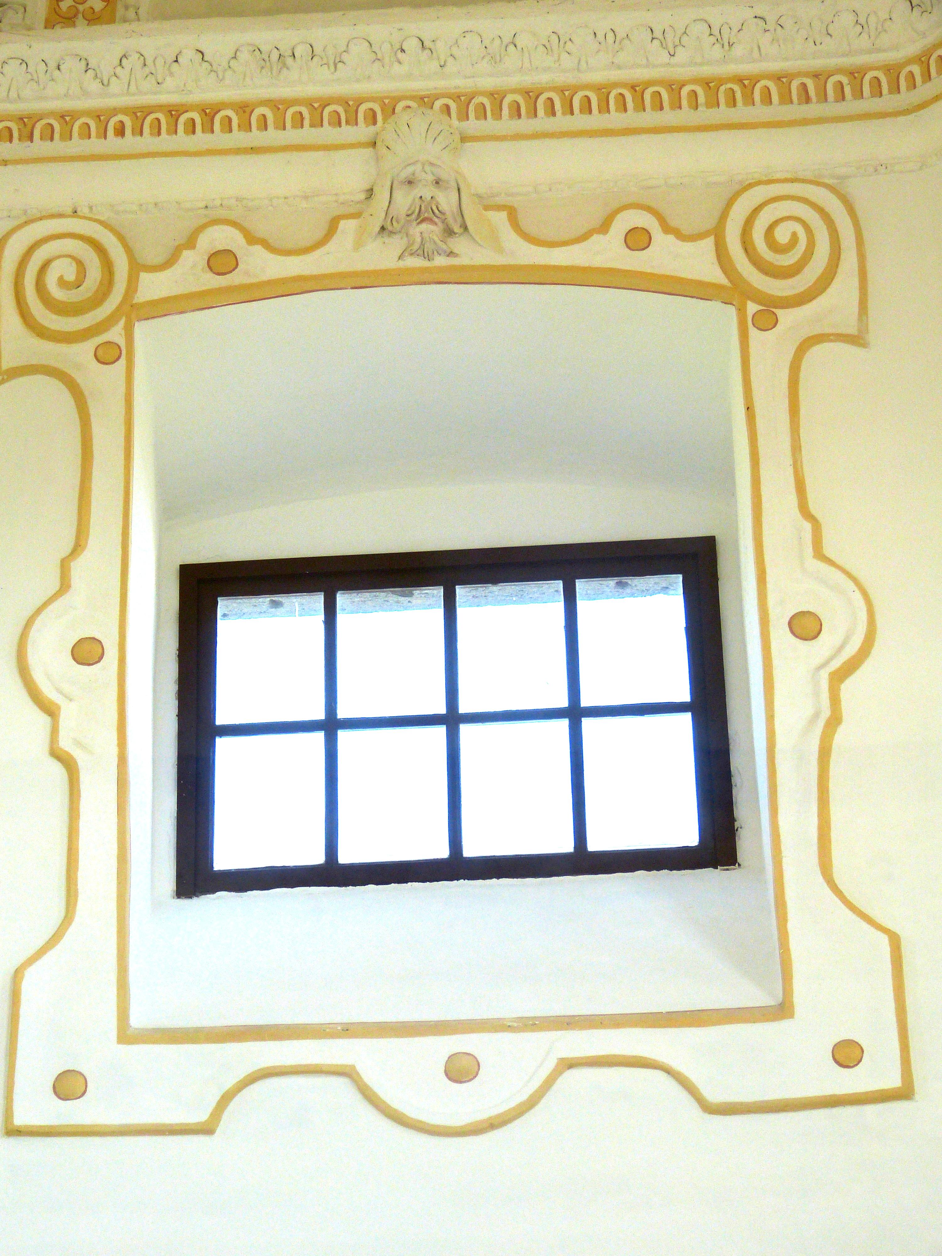 Innenraumfenster  File:Stift Kremsmünster - Moschee 4b Innenraum Fenster.jpg ...