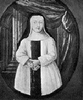 Susanne von Klettenberg German abbess and writer