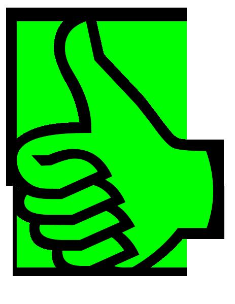 Súbor:Symbol thumbs up green.png - Wikipédia