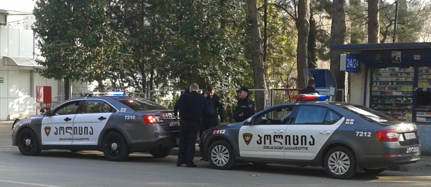 Live Videos Cars Tbilisi Georgia: Georgian Police's New And Elder