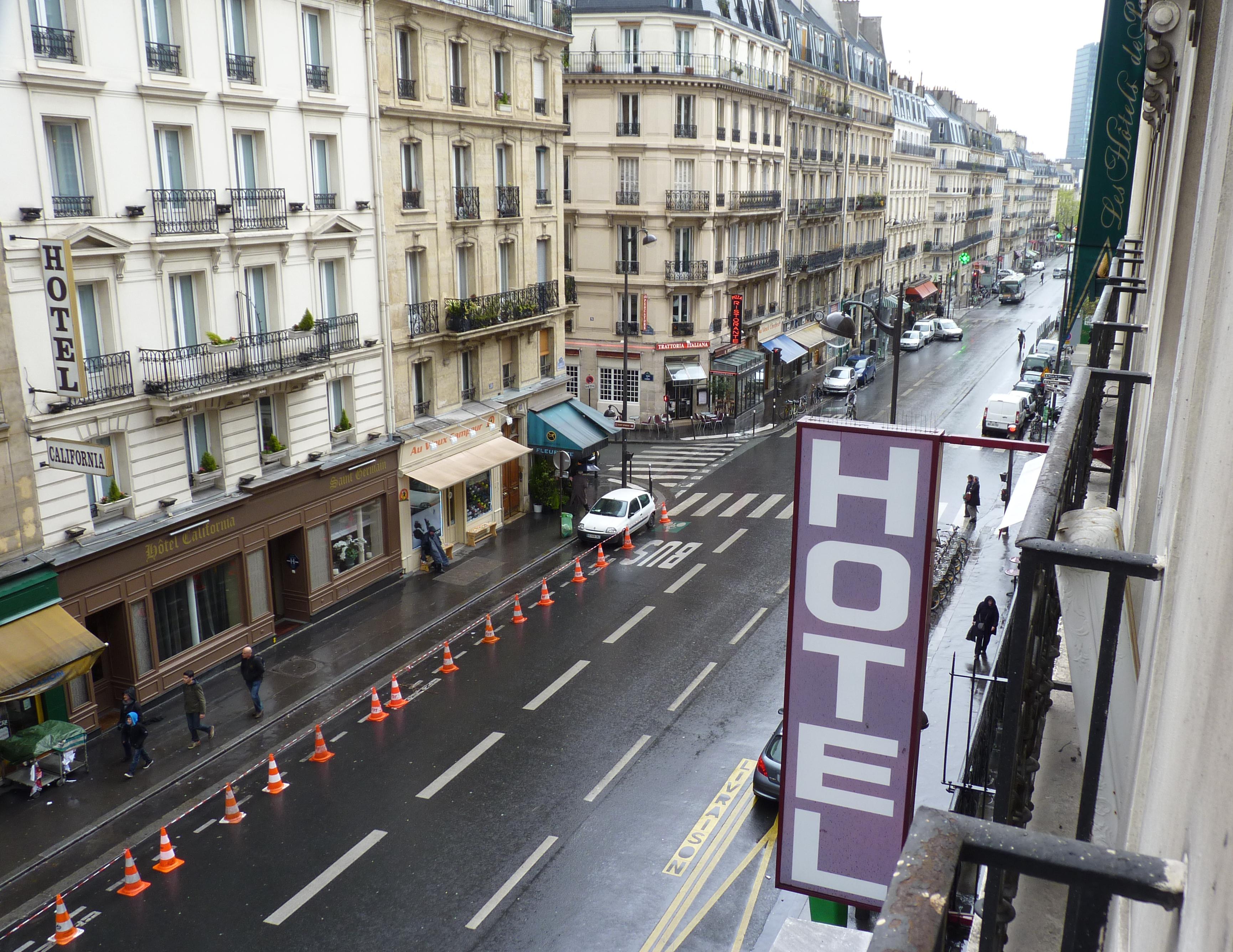 Hotel Claude Bernard Parigi