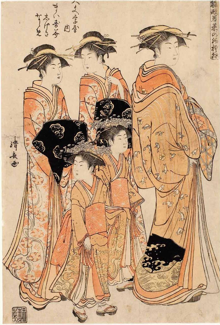 brothels courtesans