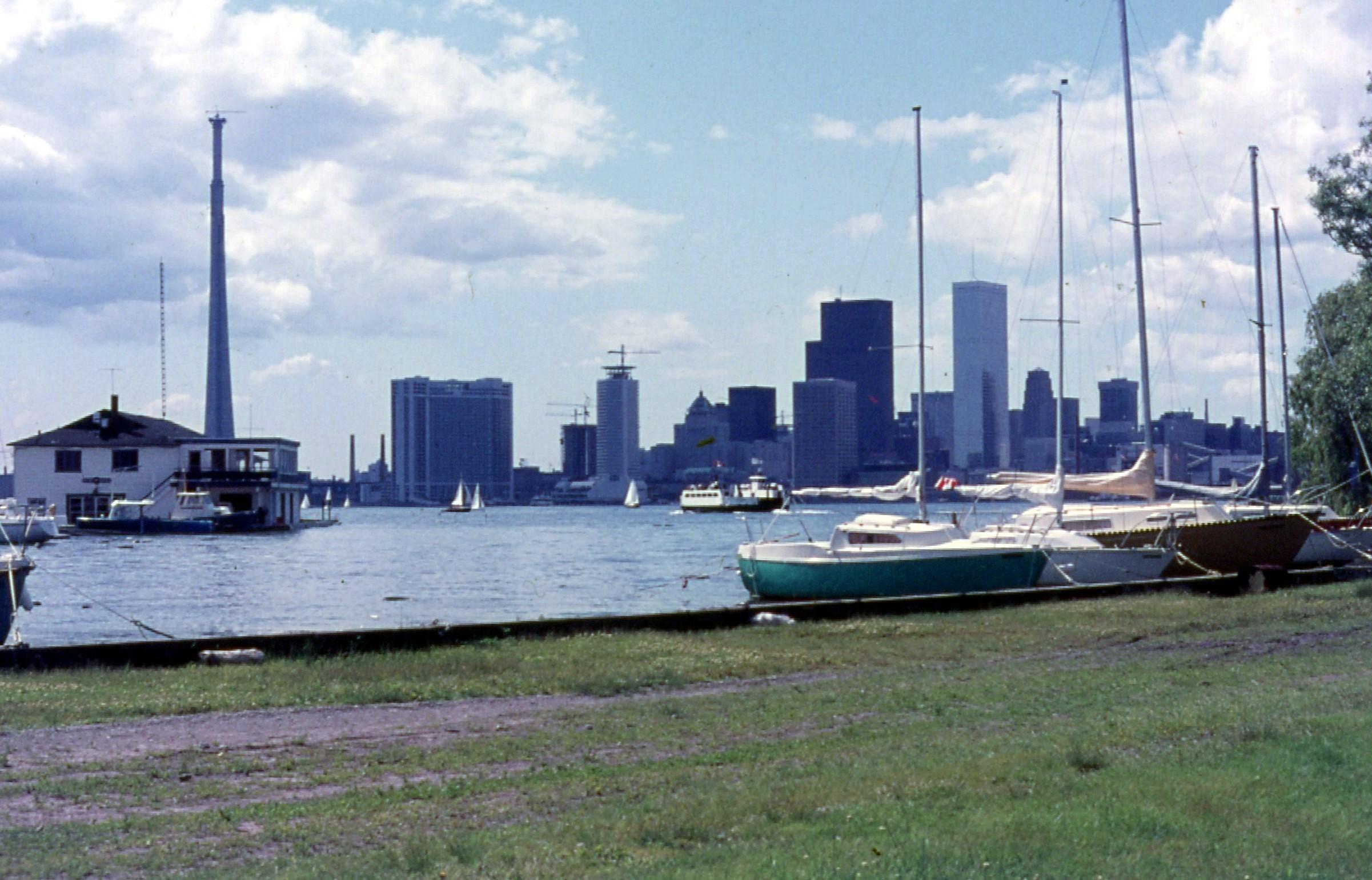 Toronto Island July