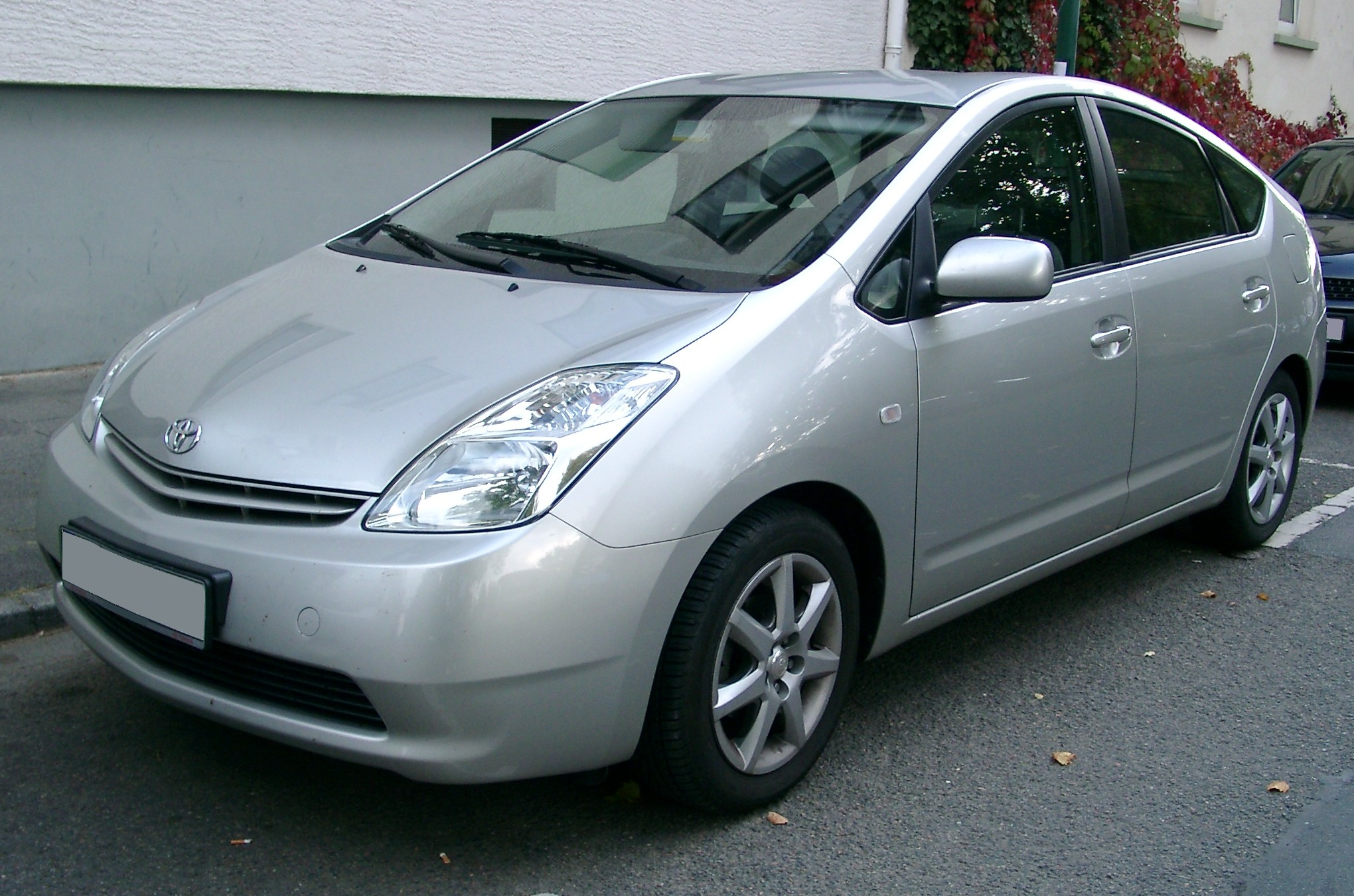 File:Toyota Prius front 20070924 jpg - Wikimedia Commons