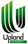 Official logo of Upland, California