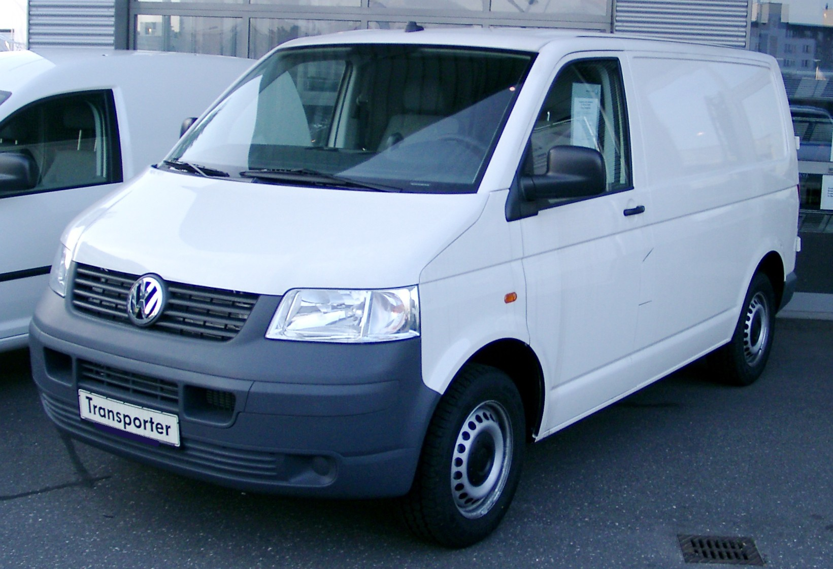 home vw transporter - photo #40