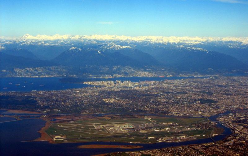Vancouver Island Area Size