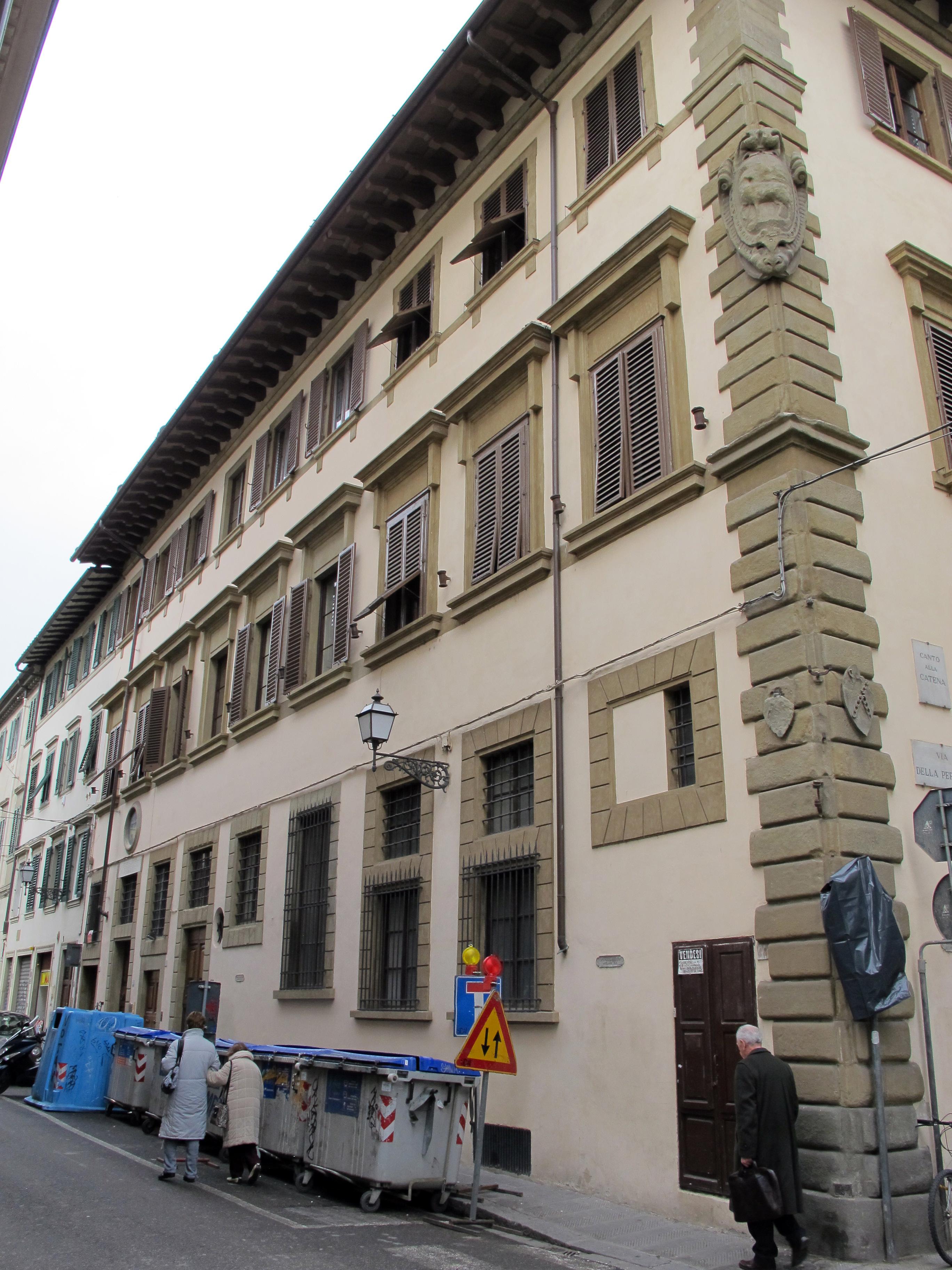File via della pergola 41 casa dell 39 arte della lana 02 via alfani jpg wikimedia commons - Arte della casa ...