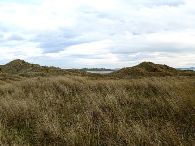 View southeast from the Dunes - geograph.org.uk - 412001