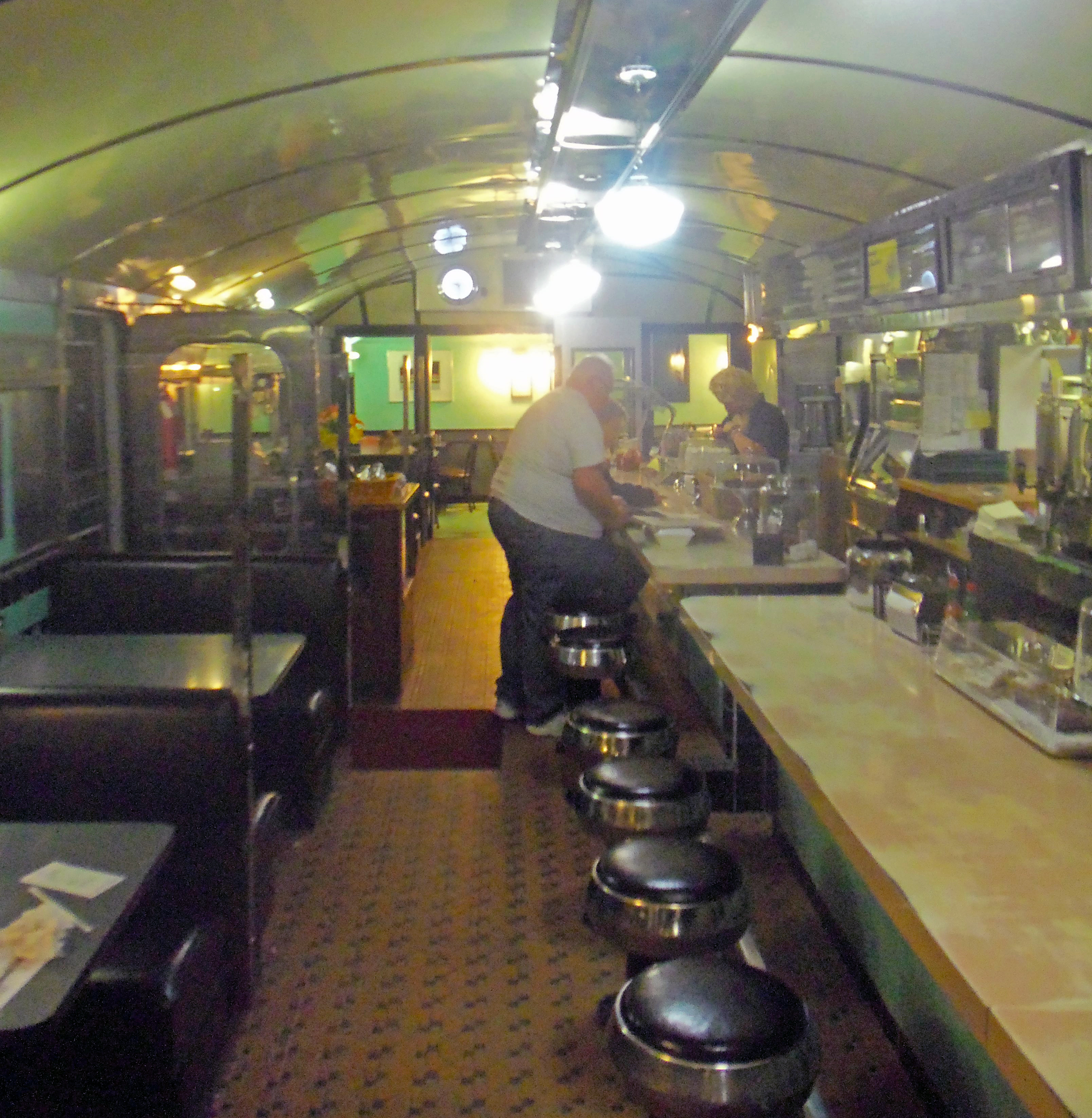 Image gallery diner interior 1920 for Diner interior