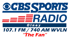 WVLN Radio station in Olney, Illinois