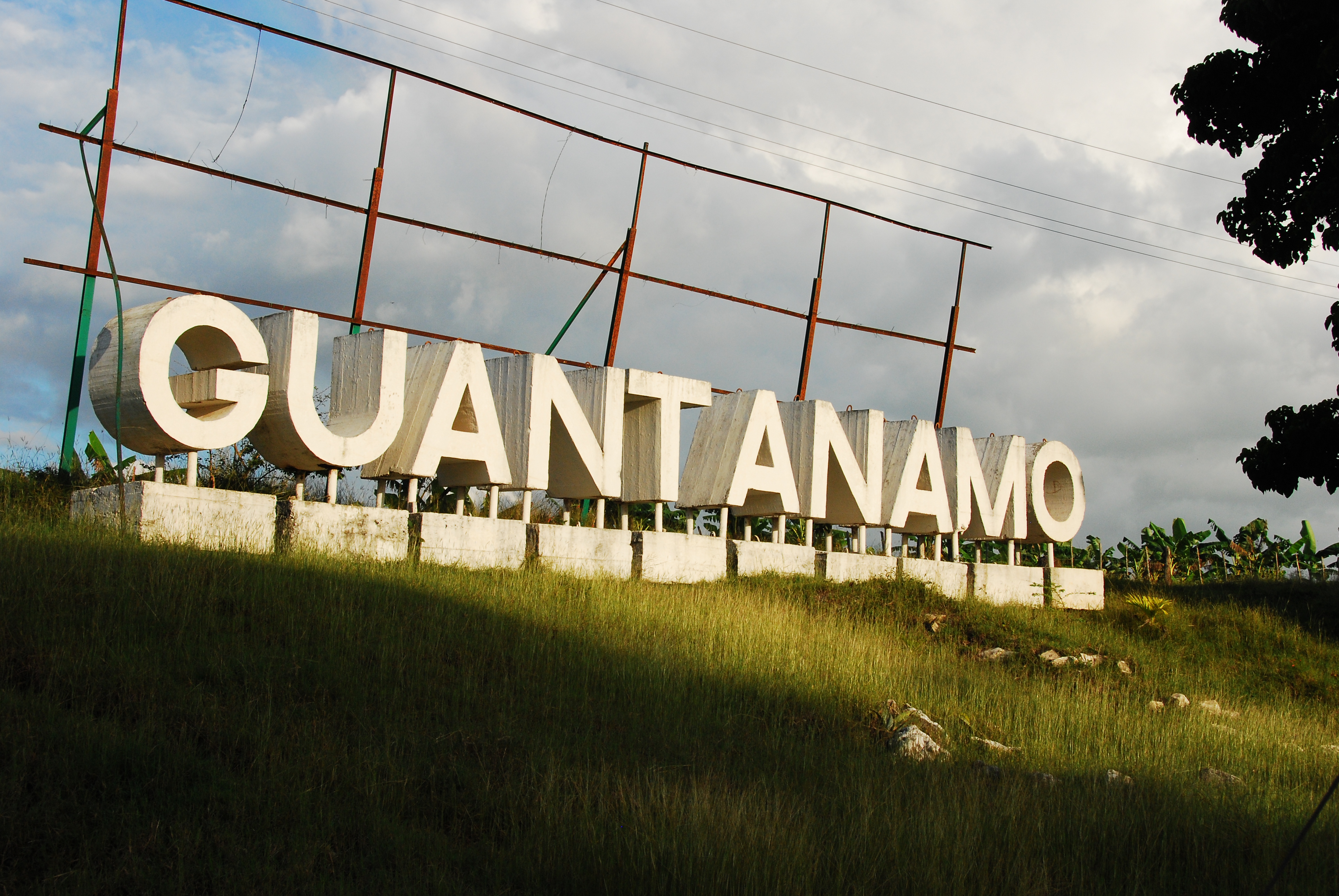 Les détenus ouïghours de Guantanamo embarassent la Suisse. ©Paul Keller