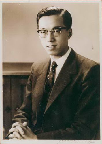 Yao Tongbin, one of China's foremost missile scientists, was beaten to death in Beijing during the Cultural Revolution (1968). Yao Tongbin.jpg