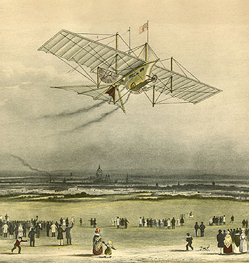 Файл:1843 engraving of the Aerial Steam Carriage.jpg