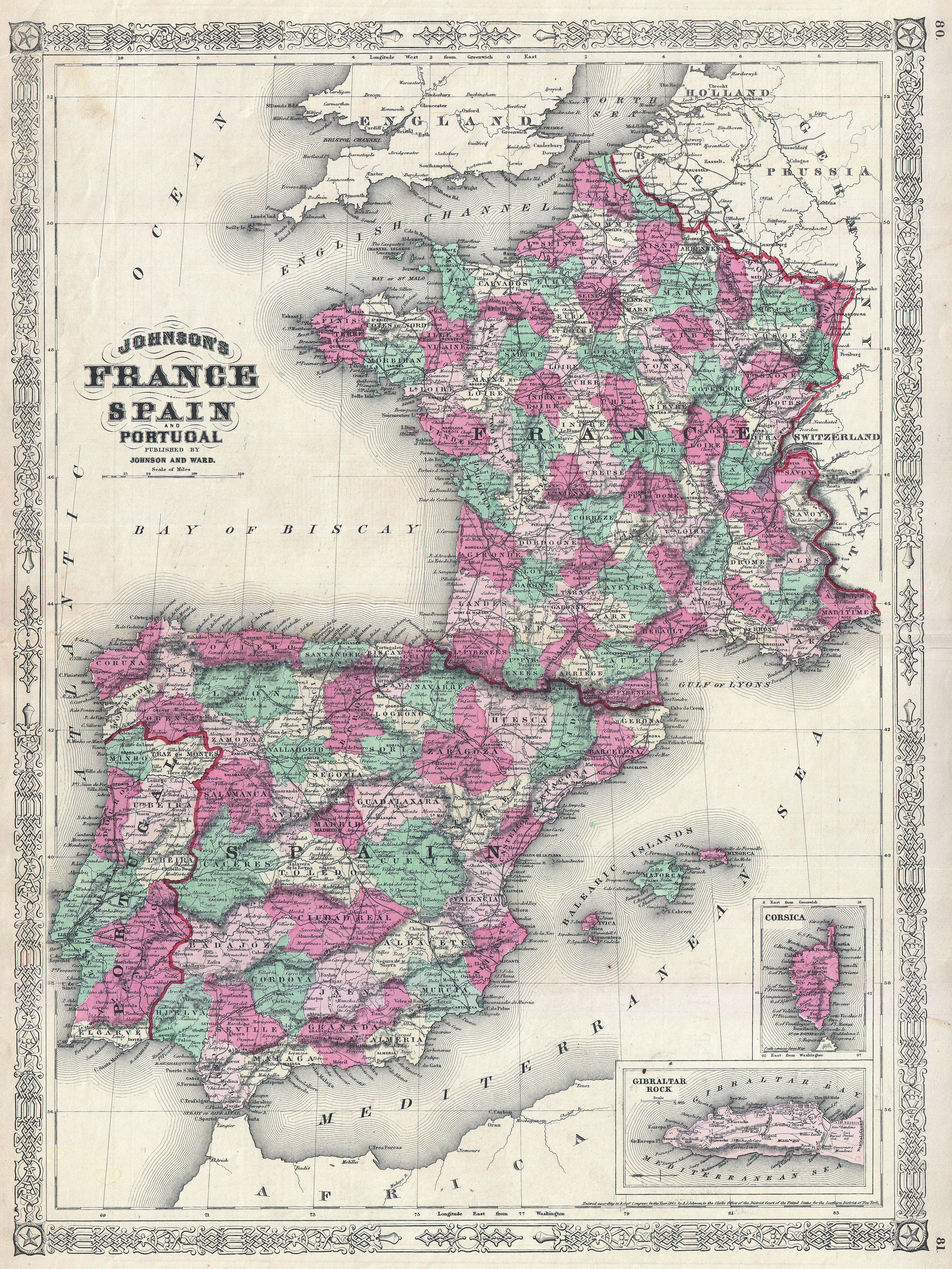 1865 in France