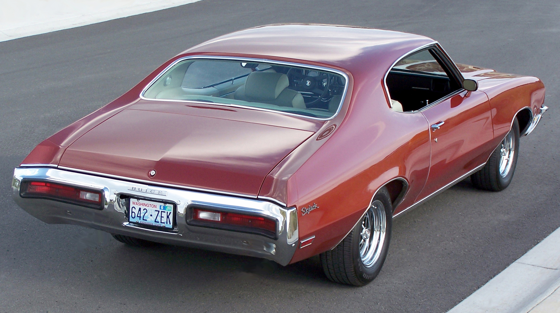 wheels amp you are 72 Buick Skylark for Sale for salebuy buick 30 1972