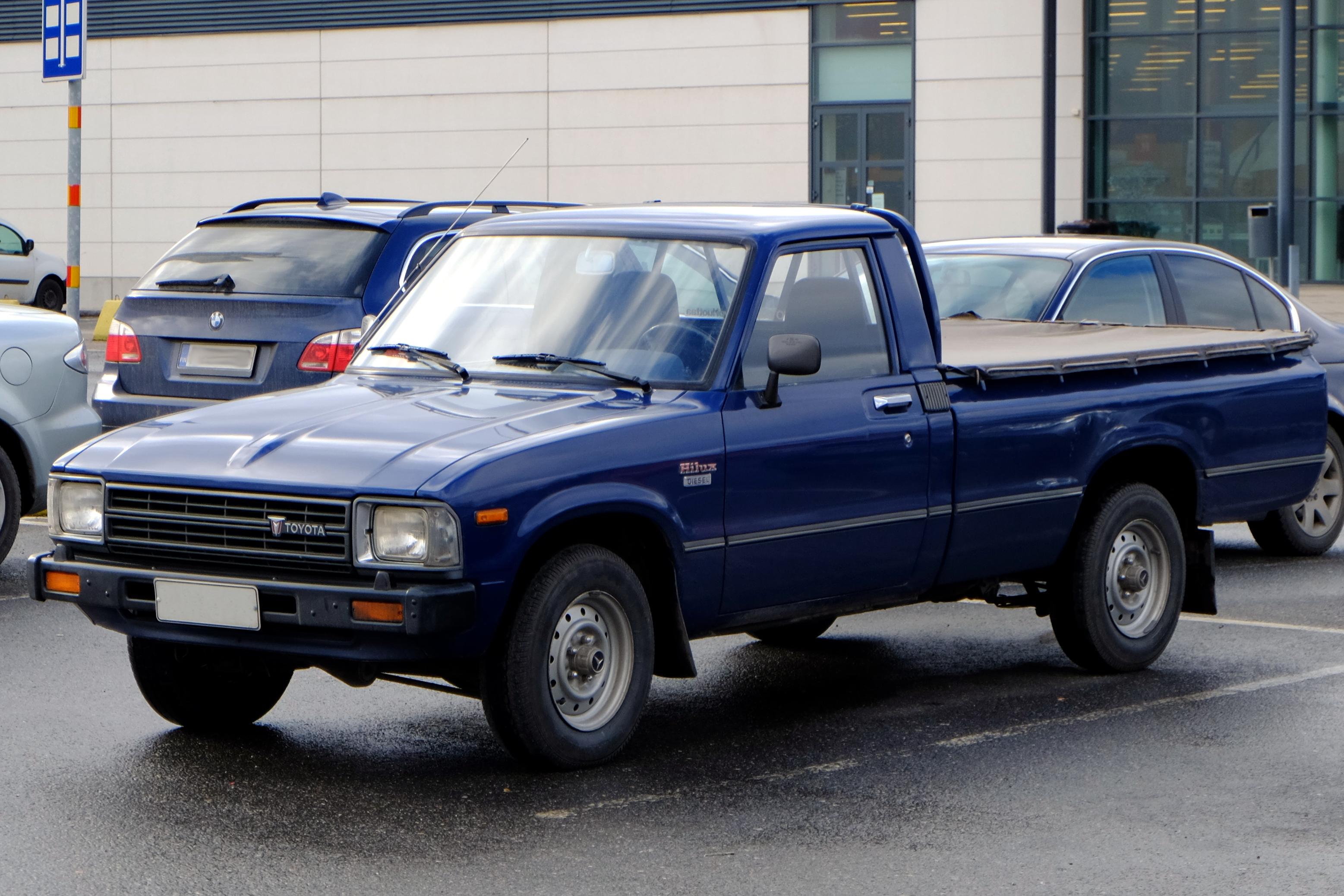 Kelebihan Kekurangan Toyota Hilux 1988 Spesifikasi