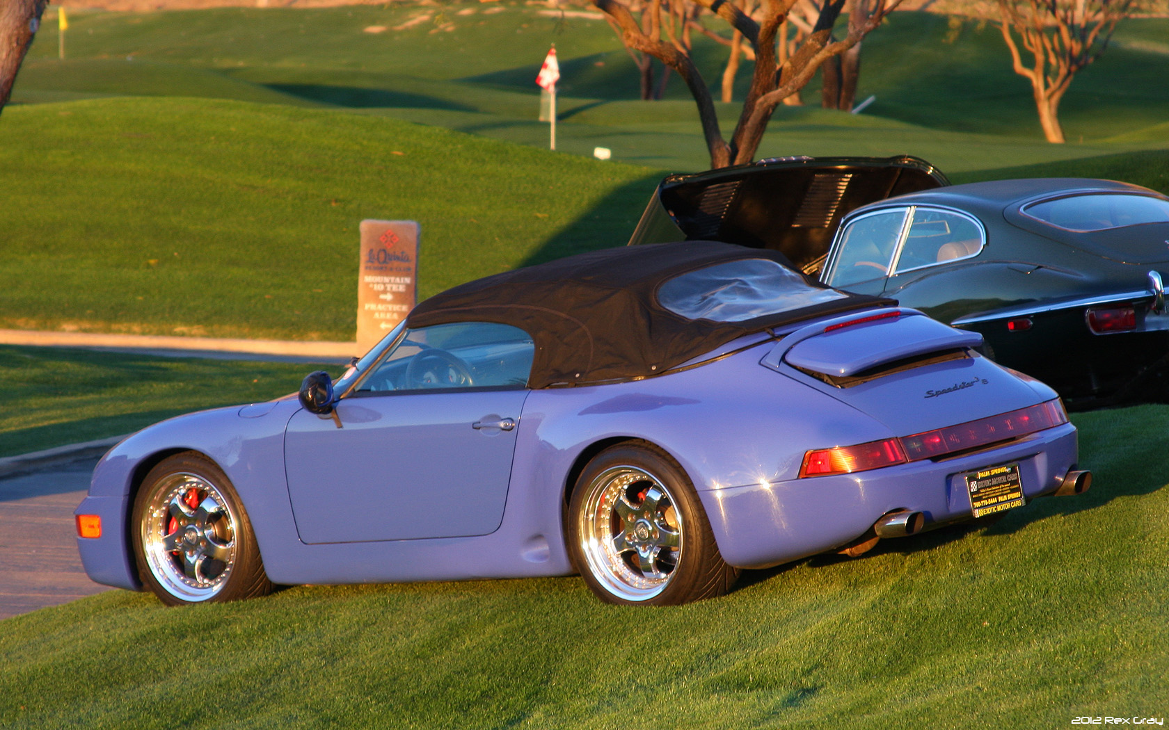File 1994 Porsche 993 Speedster Barry Bonds Car Rvl Jpg Wikimedia Commons