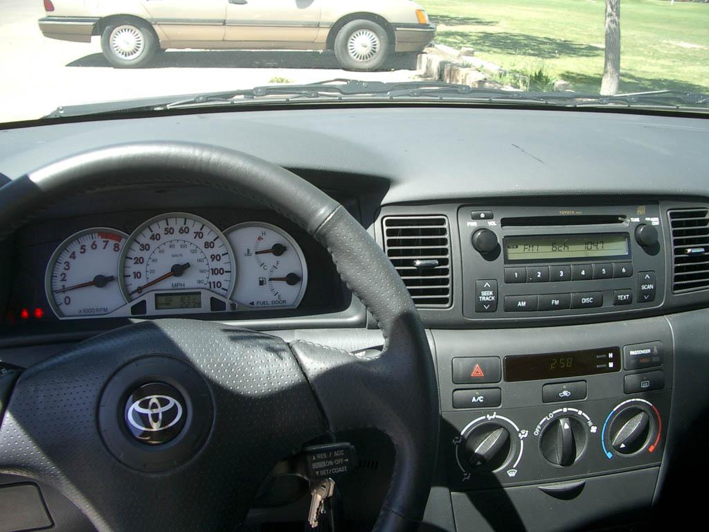 2003 Toyota Corolla Horsepower >> CARS PREVIEW: 2005 Toyota Corolla Cars