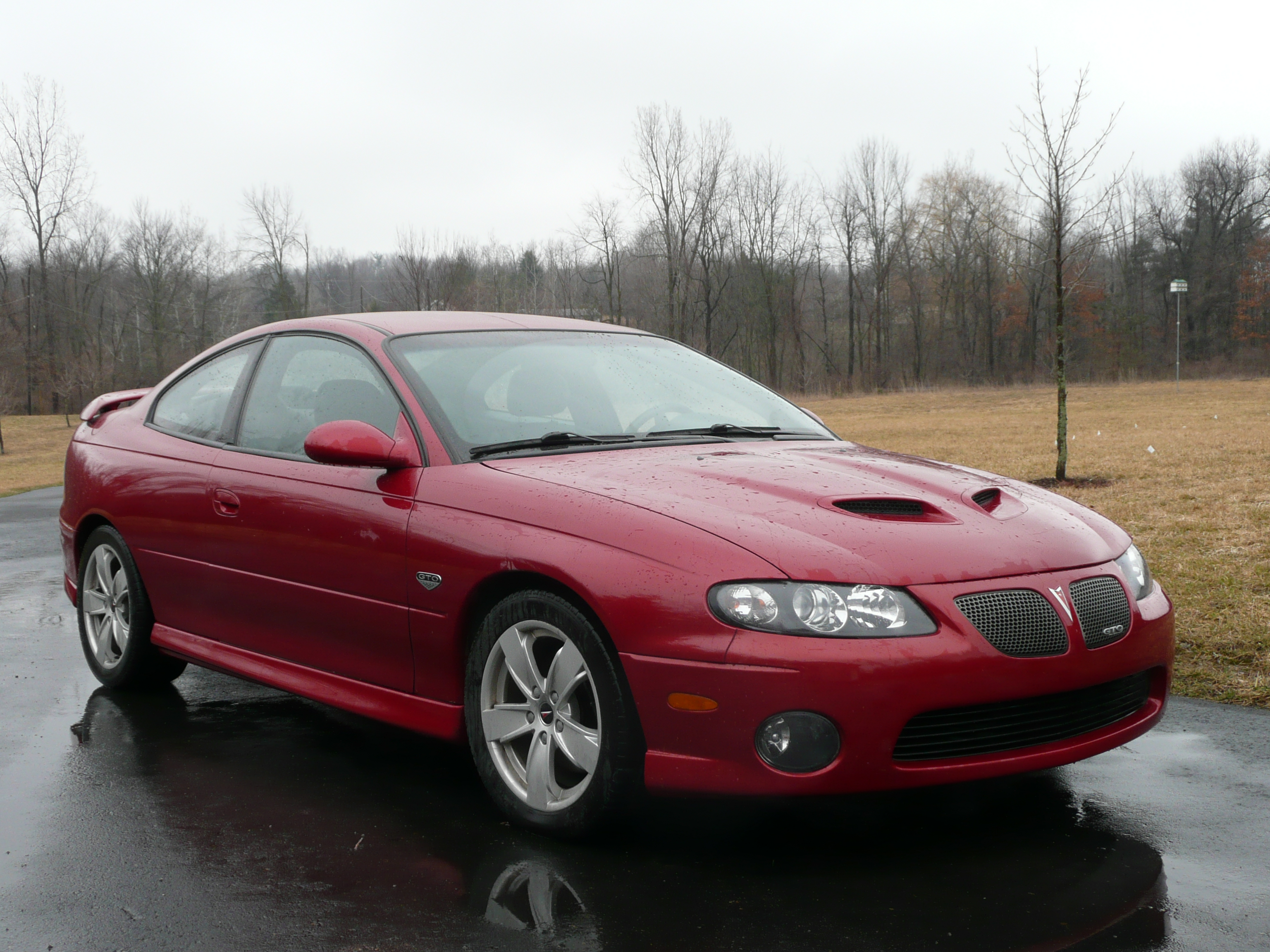 Pontiac Sunfire Paint Codes