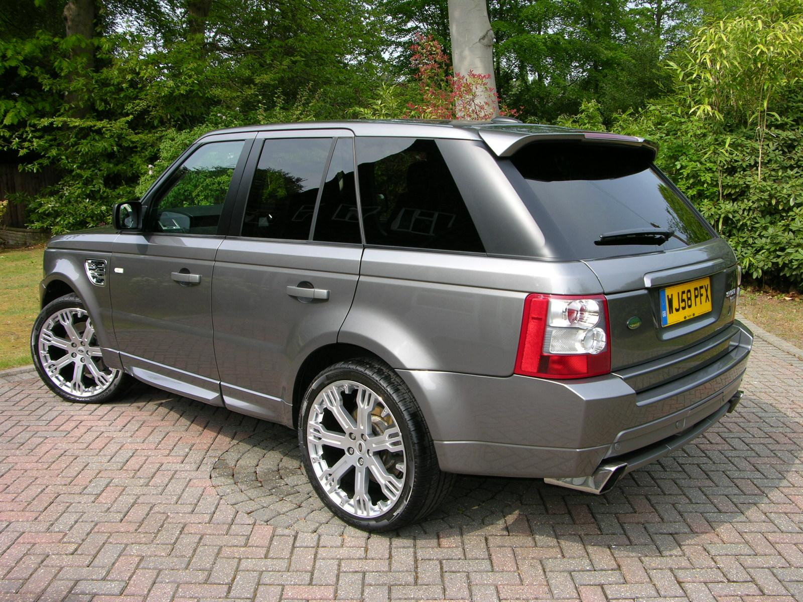 file 2008 range rover sport hst tdv8 flickr the car. Black Bedroom Furniture Sets. Home Design Ideas