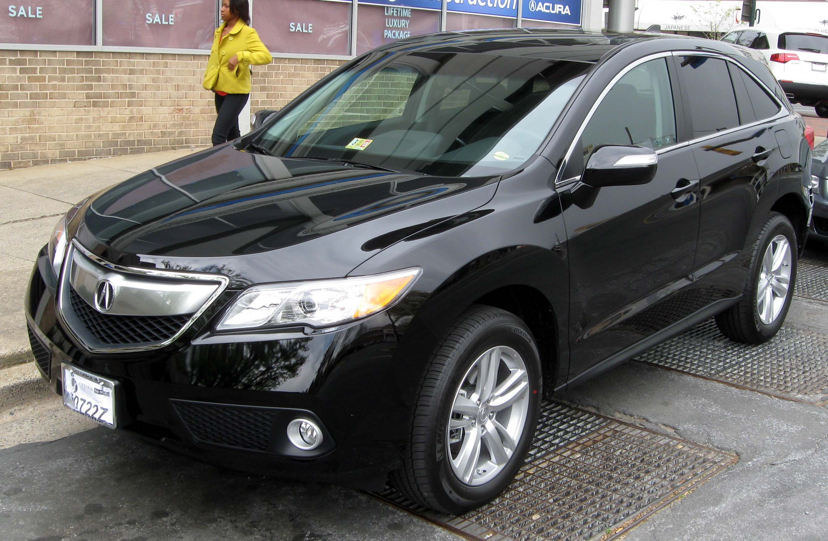 gains new acura car battle undergoes refinement s picks red in cuv fr site introductions rdx smooth