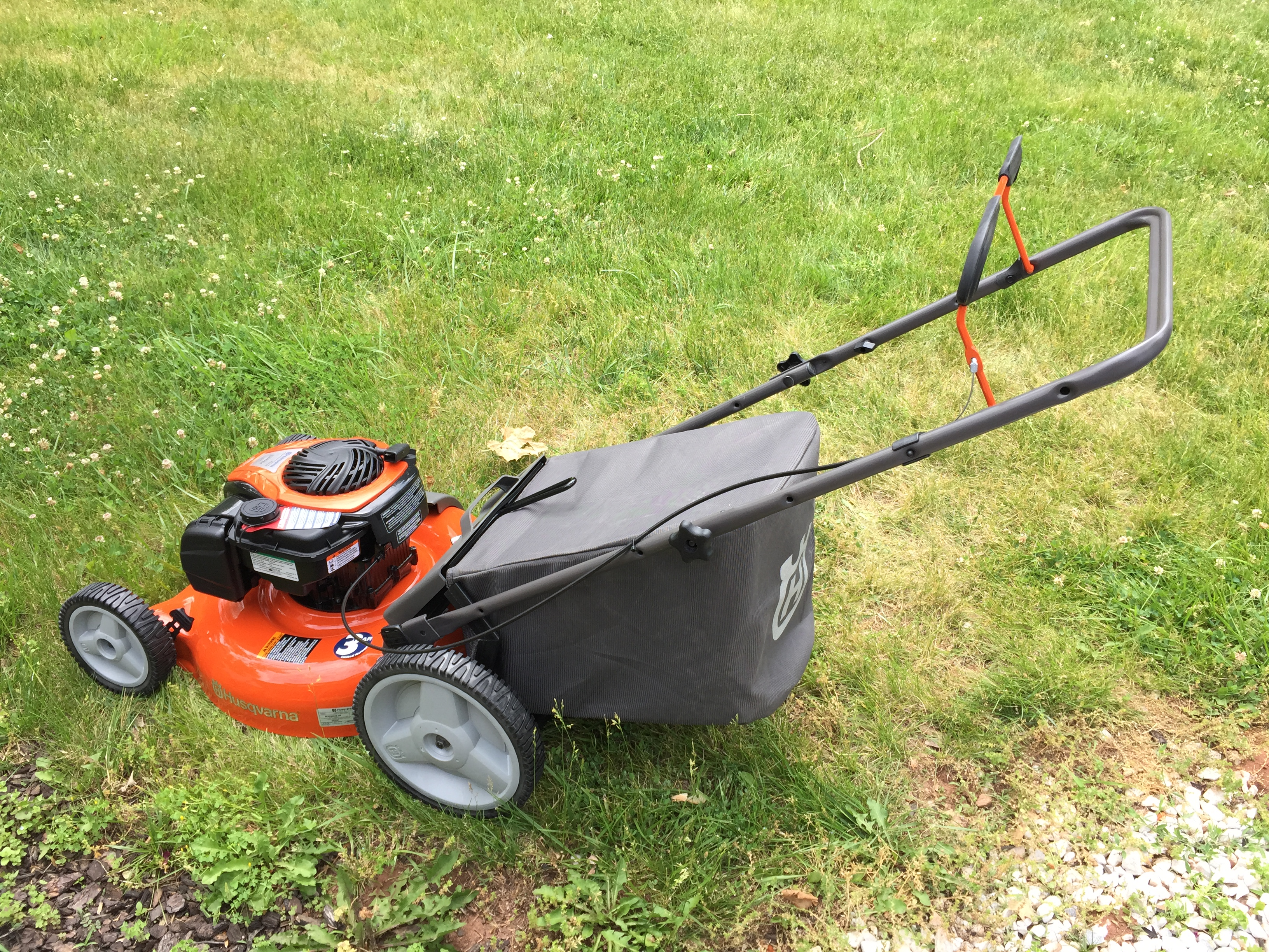 Lawn Mower On A Hill : File a lawn mower on tranquility court