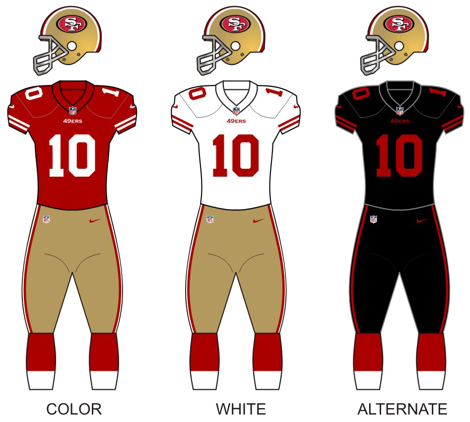 San Francisco 49ers - Wikipedia 83215d962