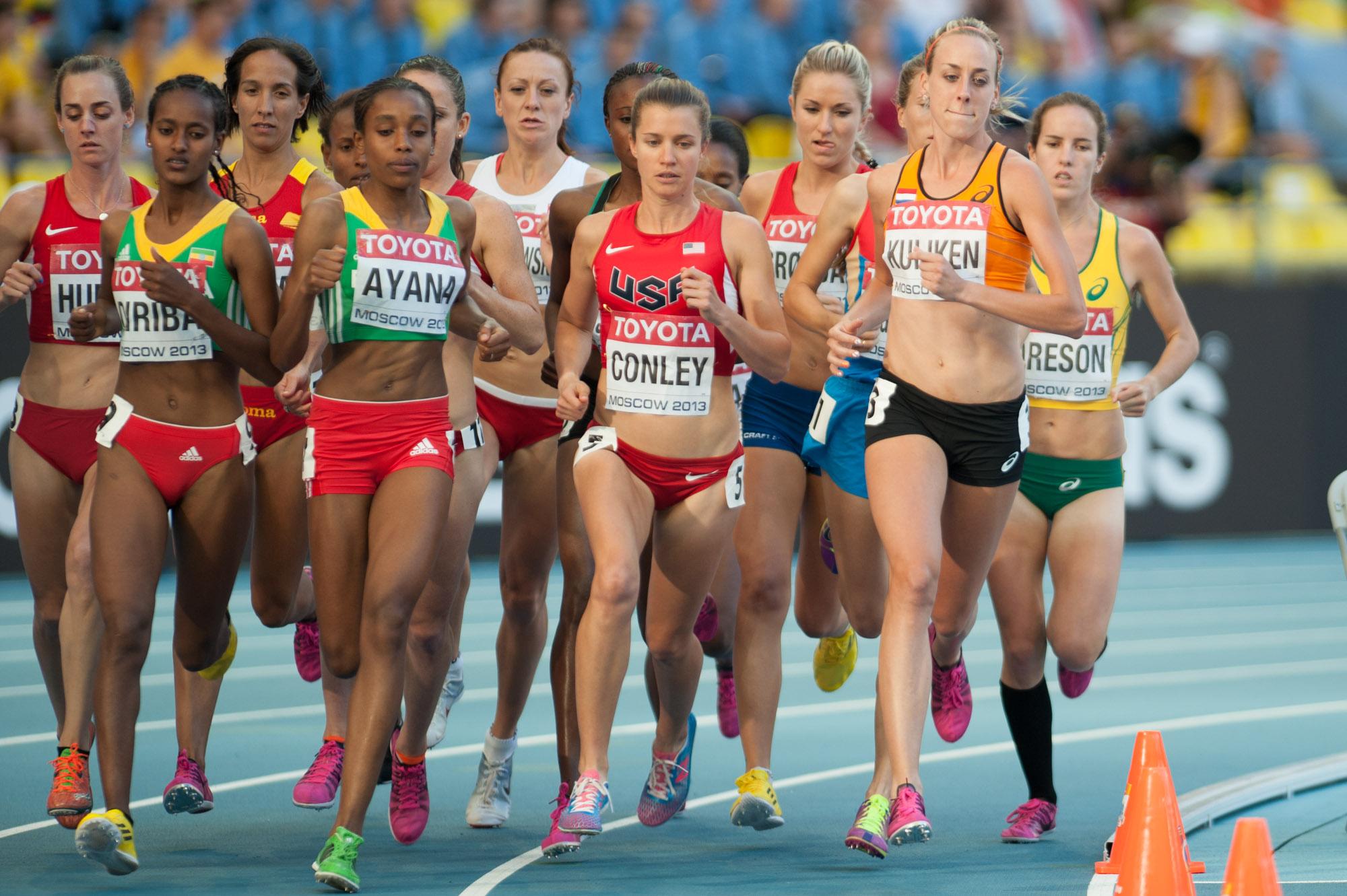 5000 metres at the World Athletics Championships - Wikipedia