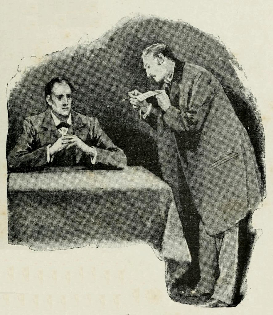 "scandal in bohemia essay ""a scandal in bohemia,"" holmes's first appearance in short story form  celebrates holmes and watson in his nine-page essay ""a room on baker street""."