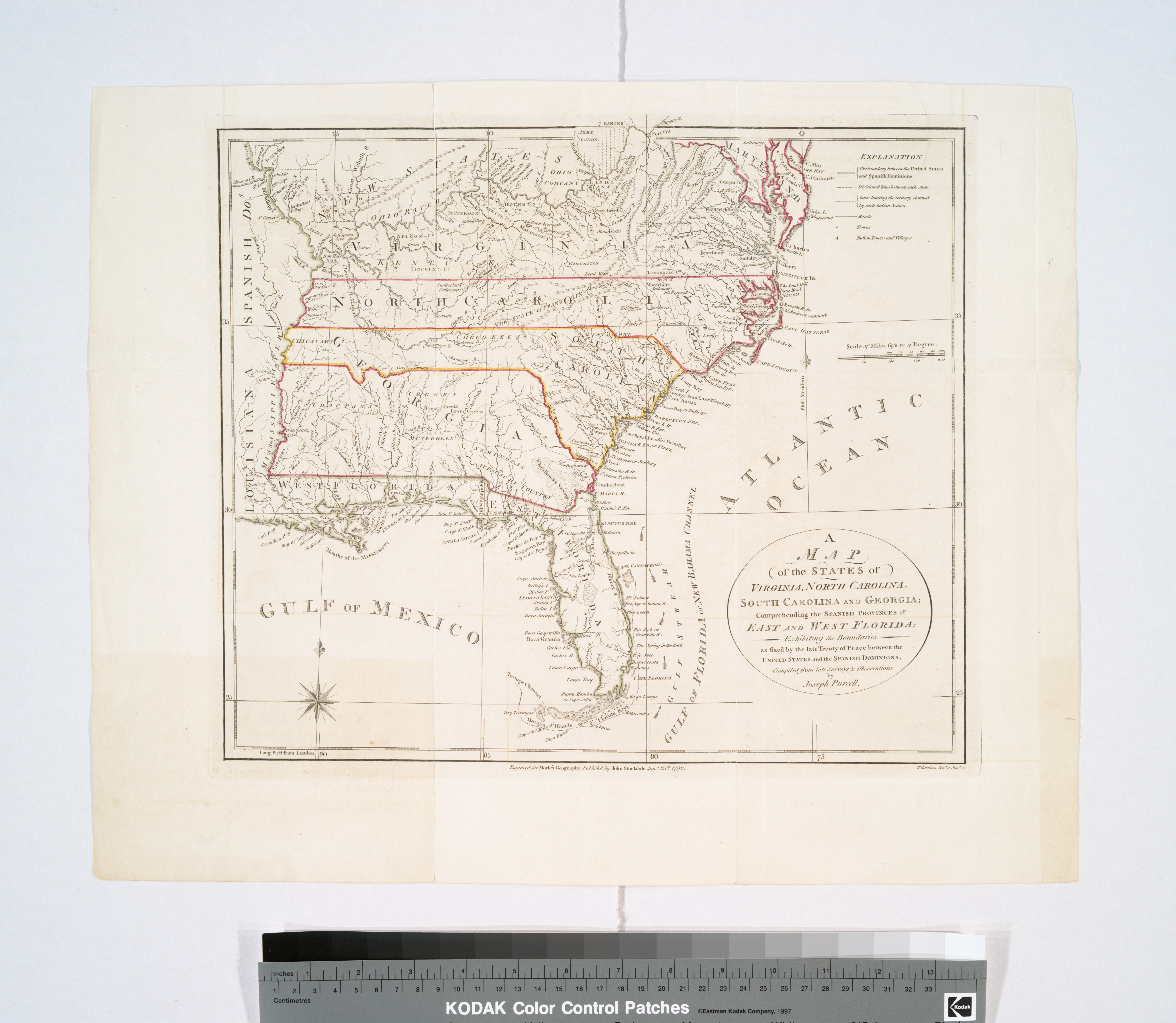 File:A map of the states of Virginia, North Carolina, South