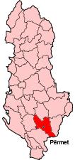 Distrito de Përmet