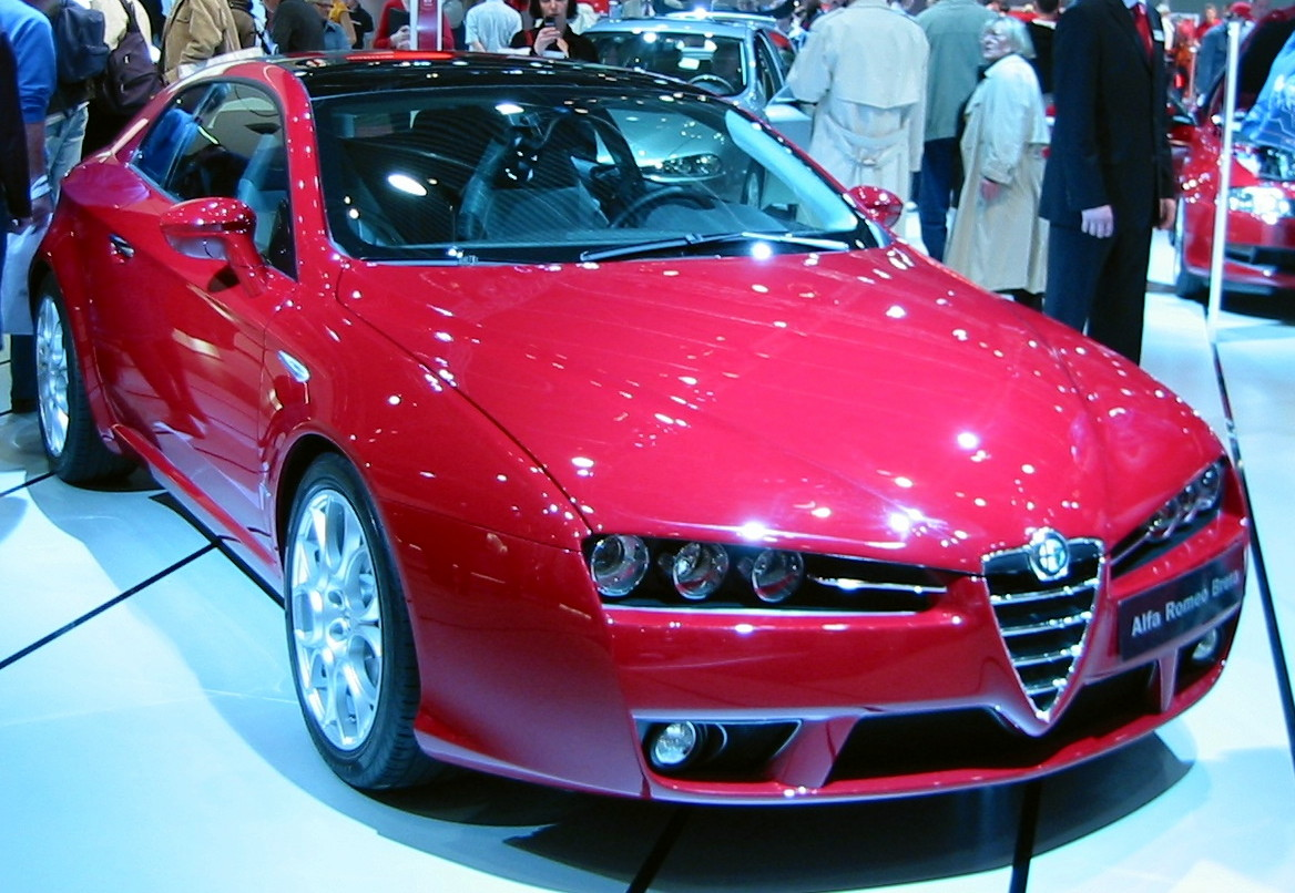 alfa romeo brera wikipedia la enciclopedia libre. Black Bedroom Furniture Sets. Home Design Ideas