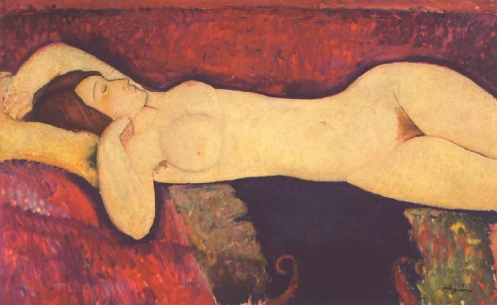 Cuerpos en el tiempo Amedeo_Modigliani_008