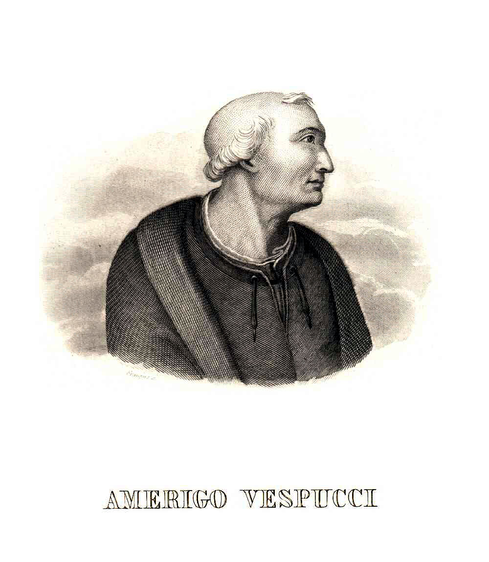 a biography of amerigo vespucci a european explorer Amerigo vespucci - download as word doc (doc) amerigo it claimed to be an account of four voyages to the americas made by vikings european explorers the.