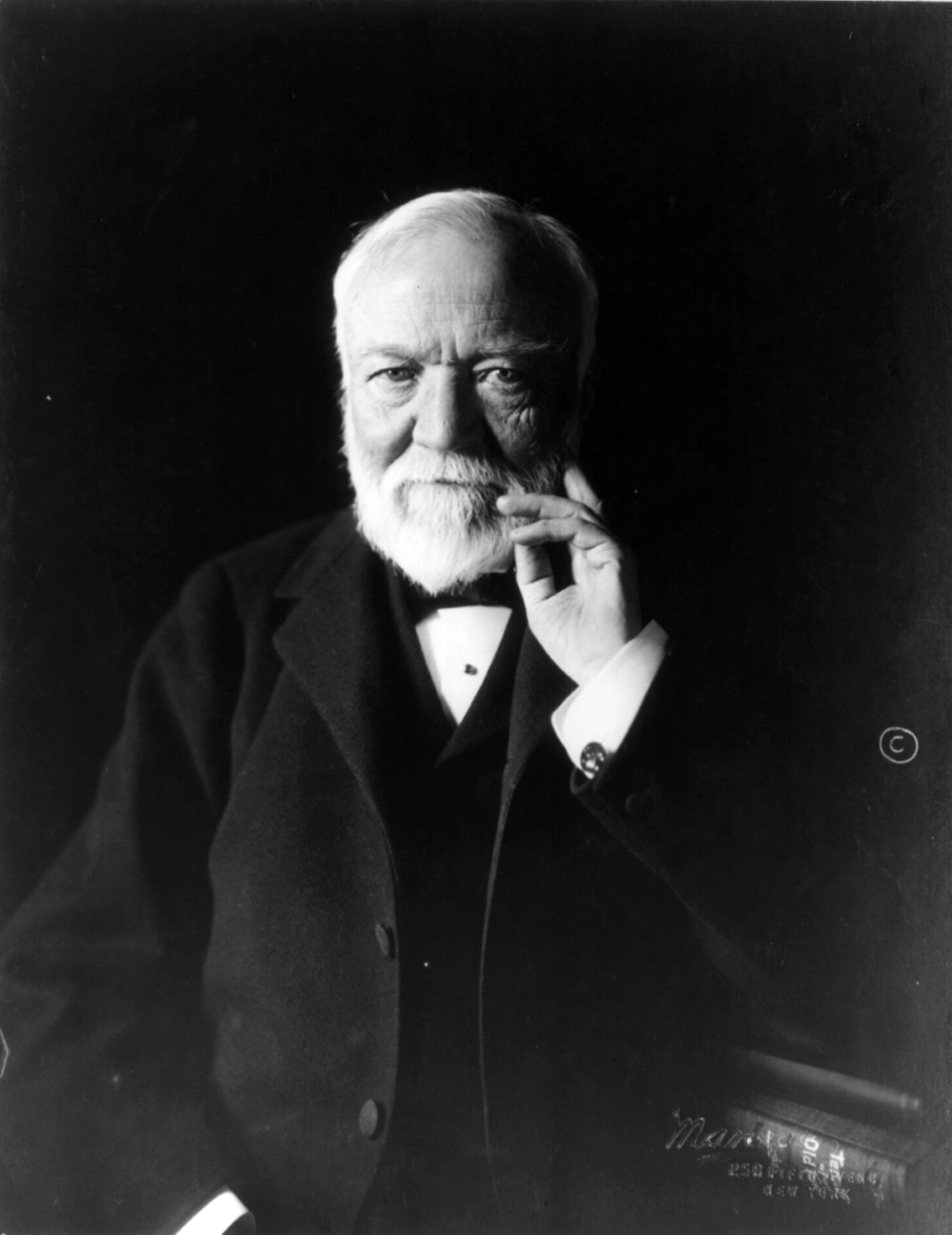 andrew carnegie and the opportunity of the united states Andrew carnegie 3 essay  a distinguished citizen of the united states, and a philanthropist devoted to the betterment of the world around him, andrew carnegie .