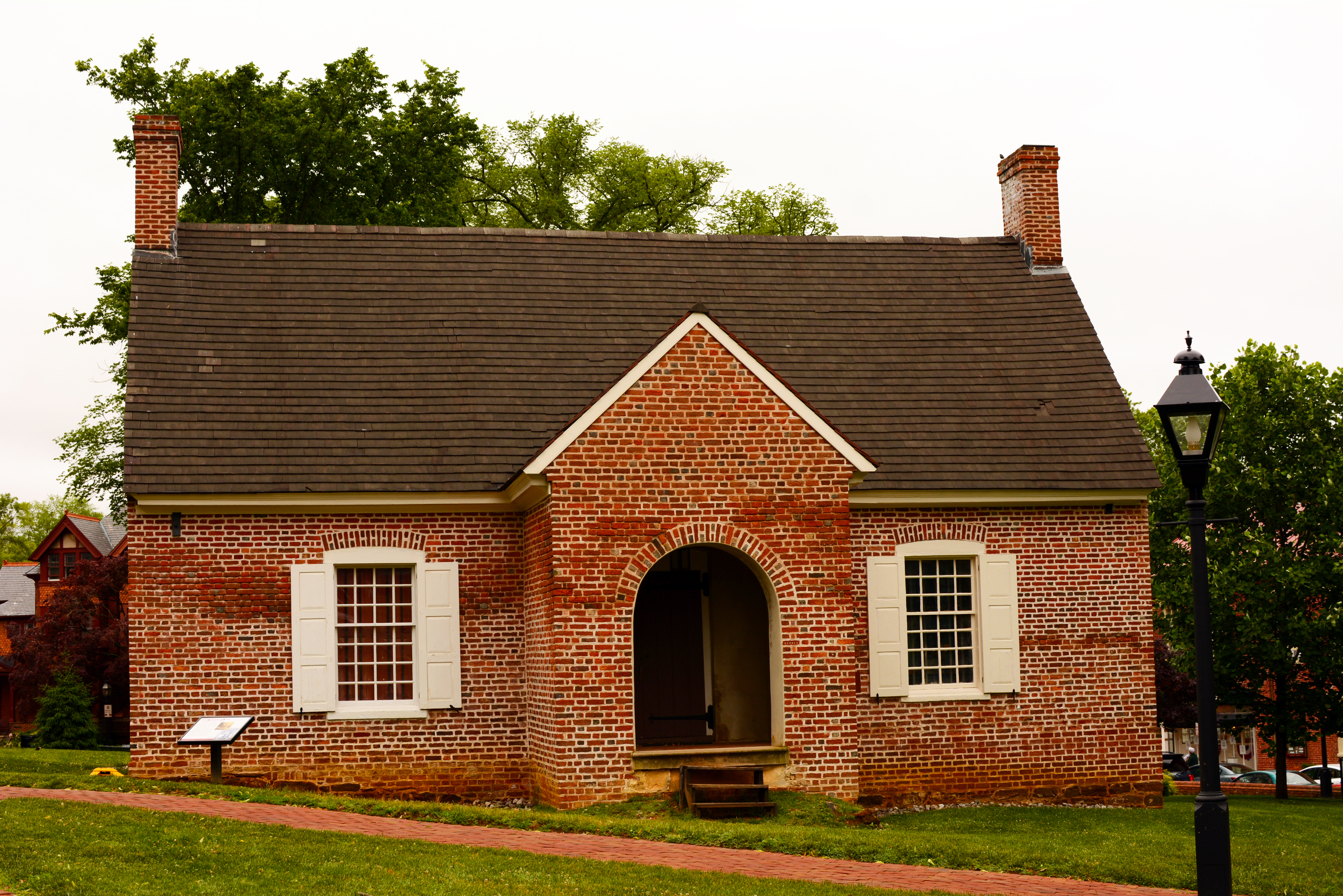 File Annapolis Old Treasury Building from 1735 by D Ramey Logan